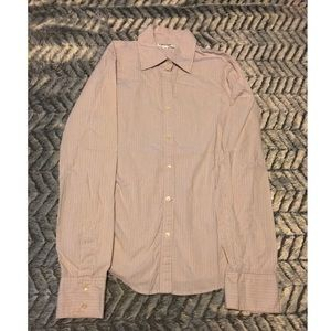 Calvin Klein Woman's Dress Shirt Size Small